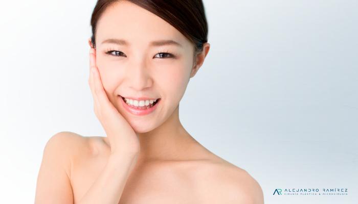 ¿Porque es distinta la blefaroplastia en pacientes asiáticos?