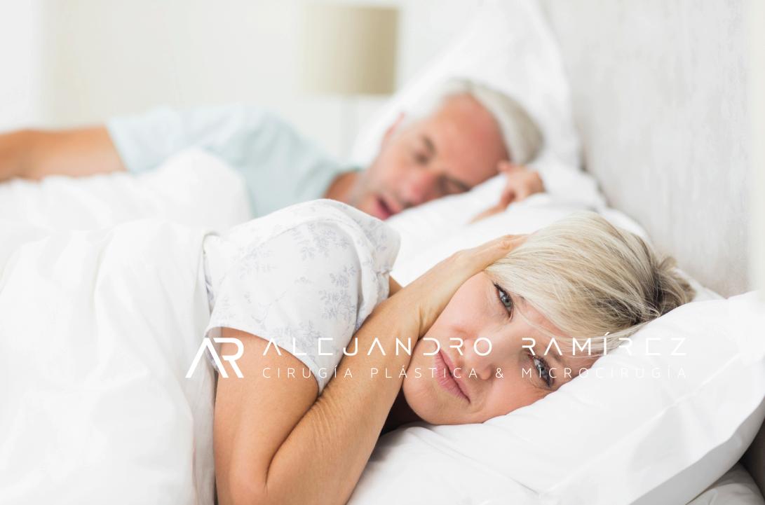 Cirugía ortognática en apnea del sueño